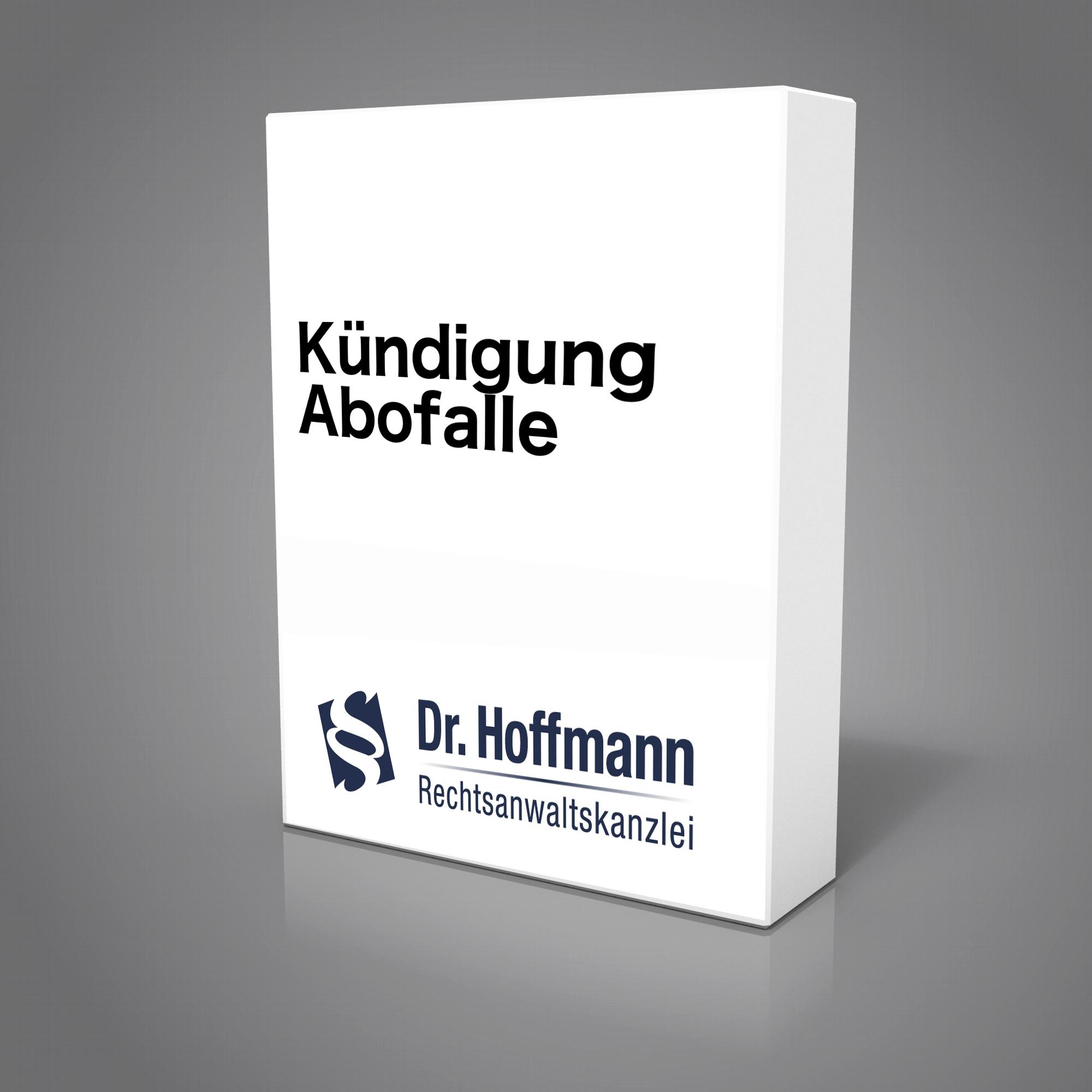 News | Rechtsanwalt Dr. Hoffmann